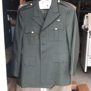 Military Jacket Vintage
